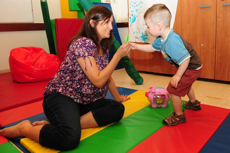 kiddies speech and language therapy