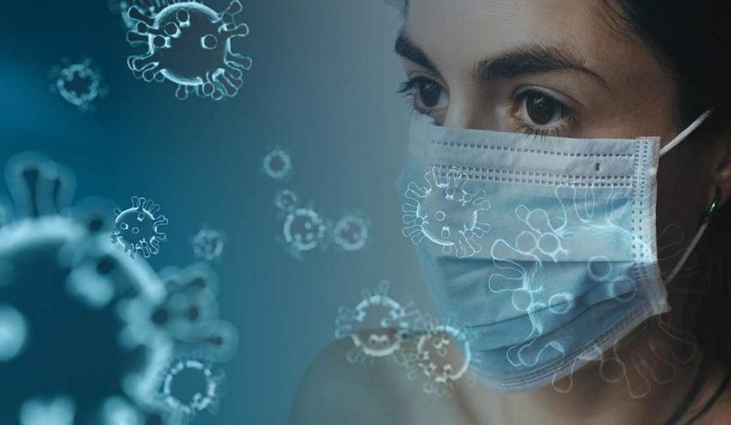 coronavirus-woman-facemask