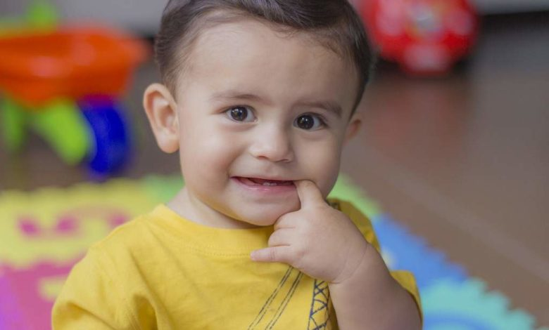 how to help teething baby