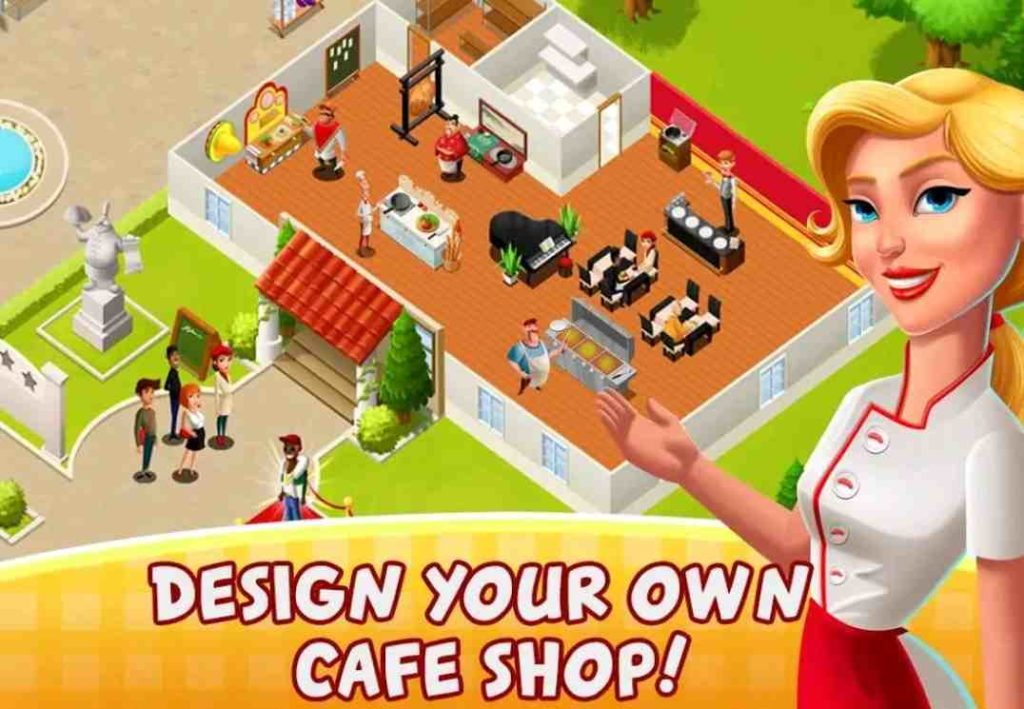 Cool-games-for-girls-&-Food Fever Restaurant