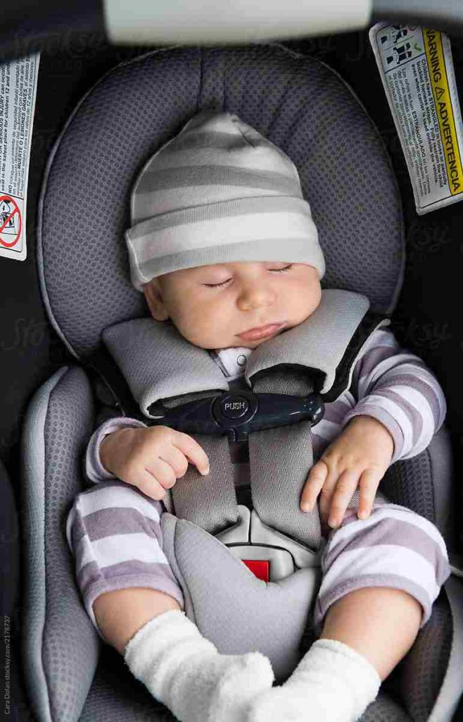 Height and Weight Requirements for Booster Seats