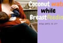 Photo of Coconut Water While Breastfeeding