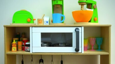 Photo of 5 Effective and Simple Tips On How to Clean Toy Kitchen Sets