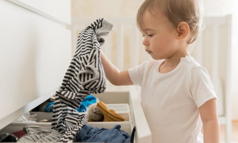 (how to make baby clothes smell good