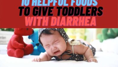 Photo of Foods to Give Toddlers with Diarrhea