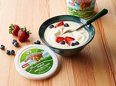 making yogurt fun to eat