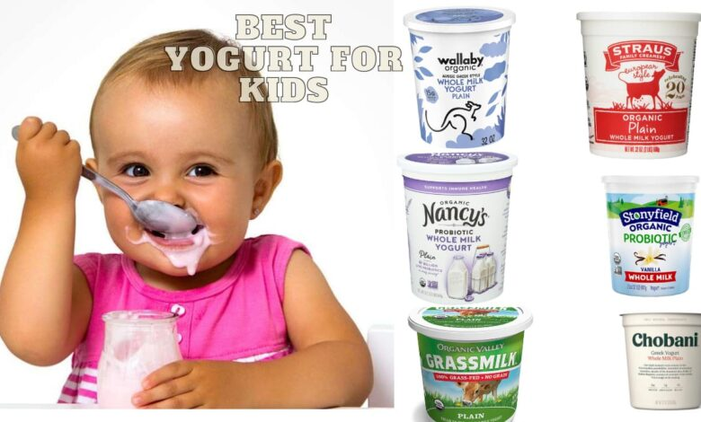 the best yogurt for kids