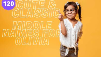 Photo of 120 Cute and Classic Middle Names For Olivia