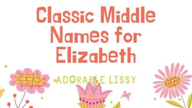 Photo of 120 Classic Middle Names for Elizabeth