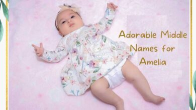 Photo of 120 Adorable Middle Names for Amelia