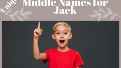 Photo of 120 Middle Names for Jack