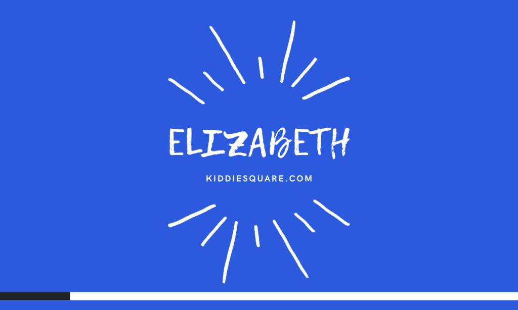 Nicknames for Elizabeth