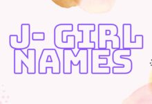 Photo of 100 Baby Girl Middle Names That Start with J: Awesome and Classic Girls Name