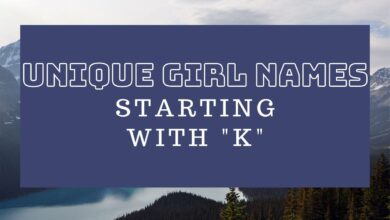 Photo of 80 Classic, Modern and Unique Girl Names Starting with K