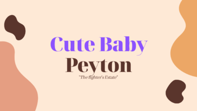 Photo of 120 Good Middle Names for Peyton – A Cute Gender Neutral Baby Name
