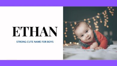 Photo of 120 Good Middle Names for Ethan – For Strong Cute Boys.