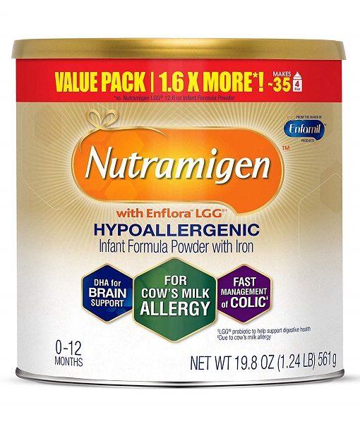 there is no generic nutramigen