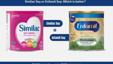 Photo of Similac Soy Vs Enfamil Soy