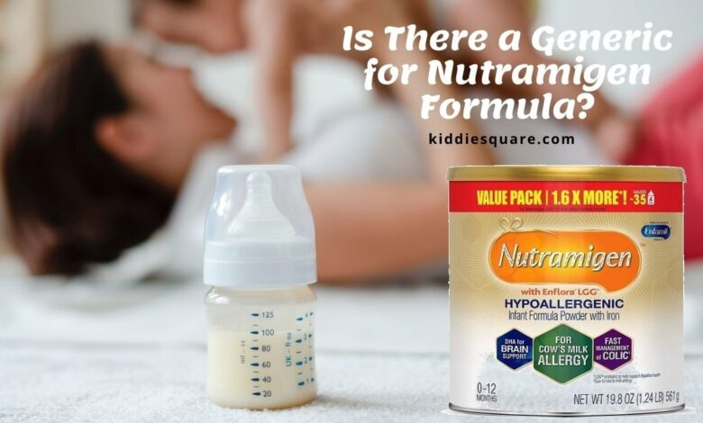 Is there a generic for nutramigen formula