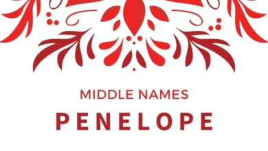 Photo of Middle Names for Penelope