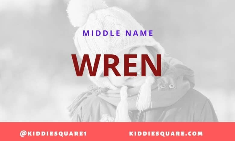 middle names for wren