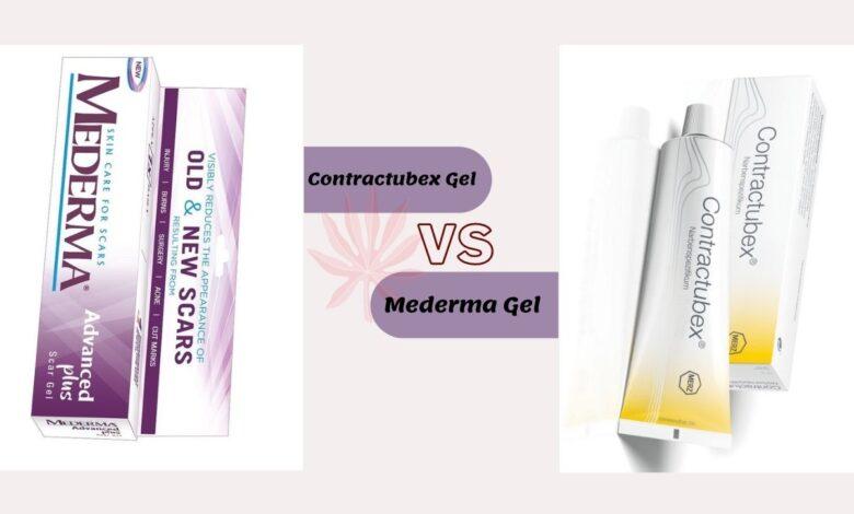 Contractubex vs Mederma