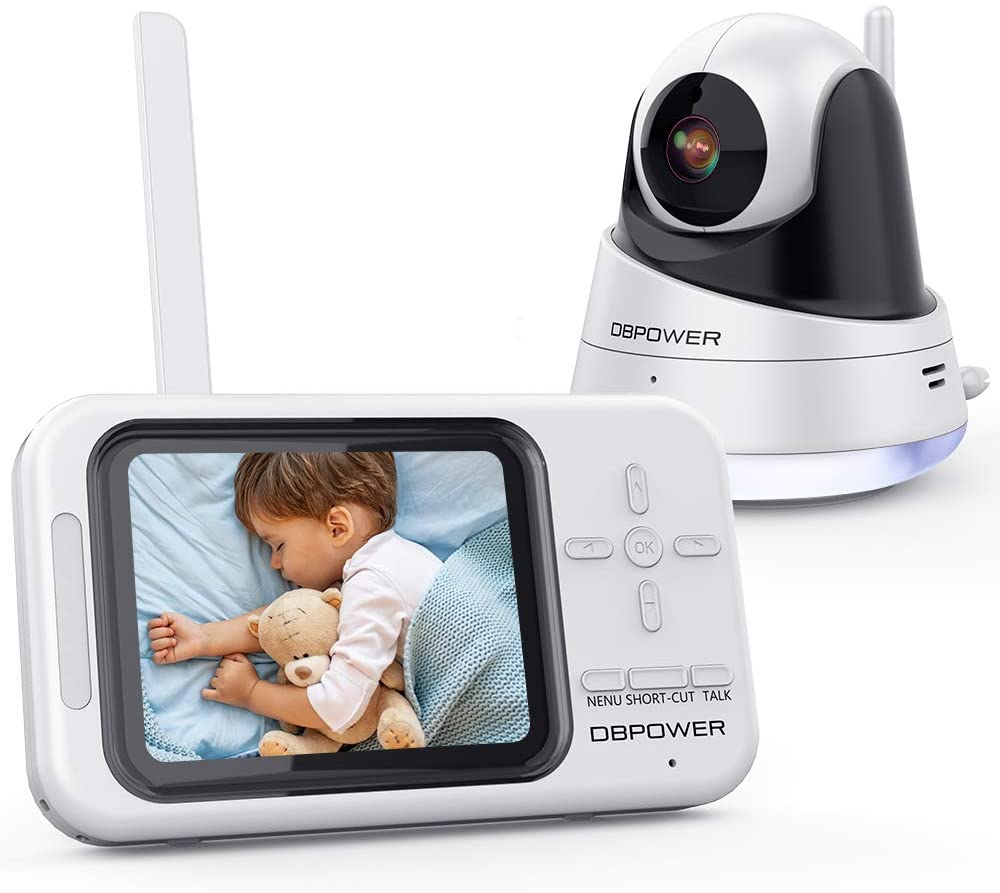 DBpower baby monitor