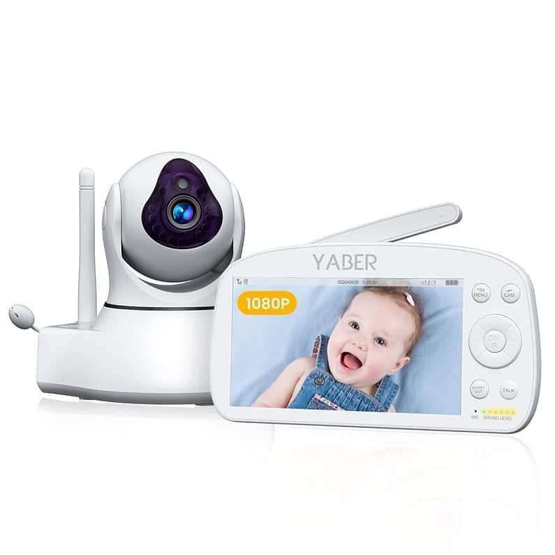 YABER 5.5 Baby Camera|kiddiesquare