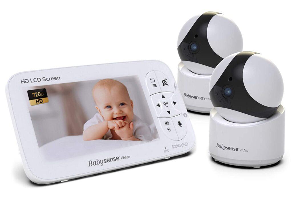 babysense video monitor