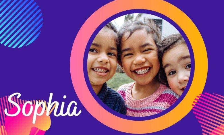 nicknames for Sophia