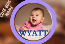 Photo of Middle Names for Wyatt