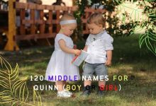 Photo of 120 Middle Names for Quinn (Boy or Girl)