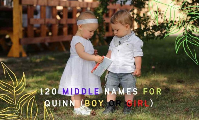 Middle Names for Quinn