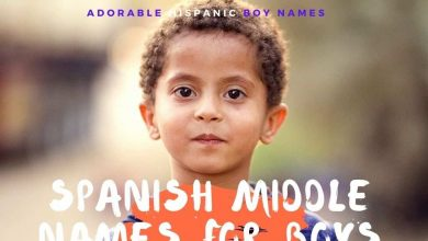 Photo of Top Spanish Middle Names for Boys