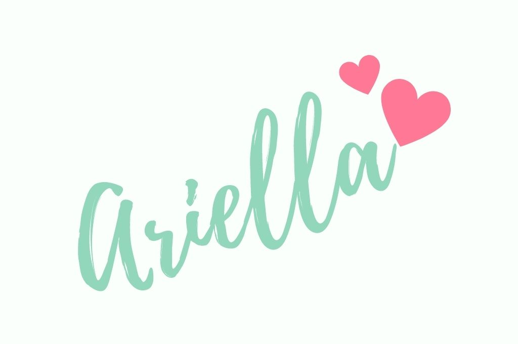 Sibling Name for Ariella-Middle names for Ariella