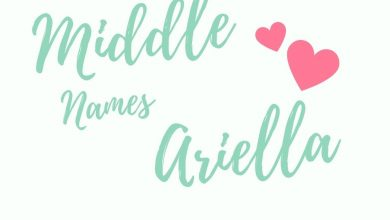 Photo of 120 Unique Girl Middle Names for Ariella