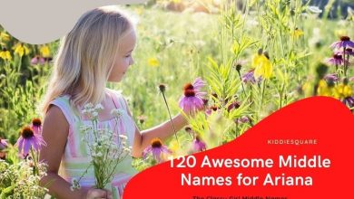 Photo of 120 Awesome middle names for Ariana