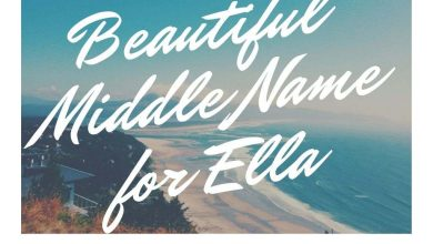 Photo of 120 Beautiful Middle Names for Ella