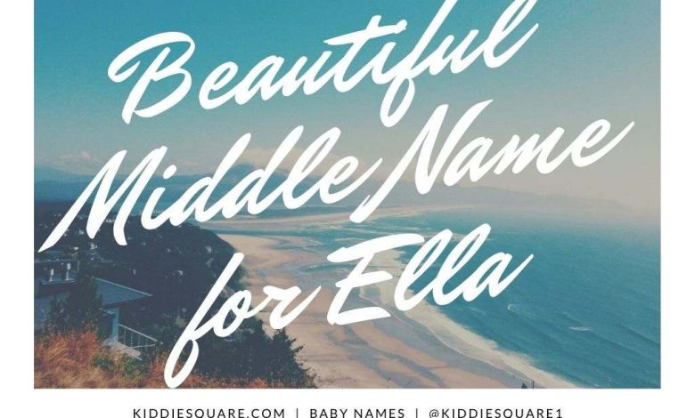 middle names for Ella