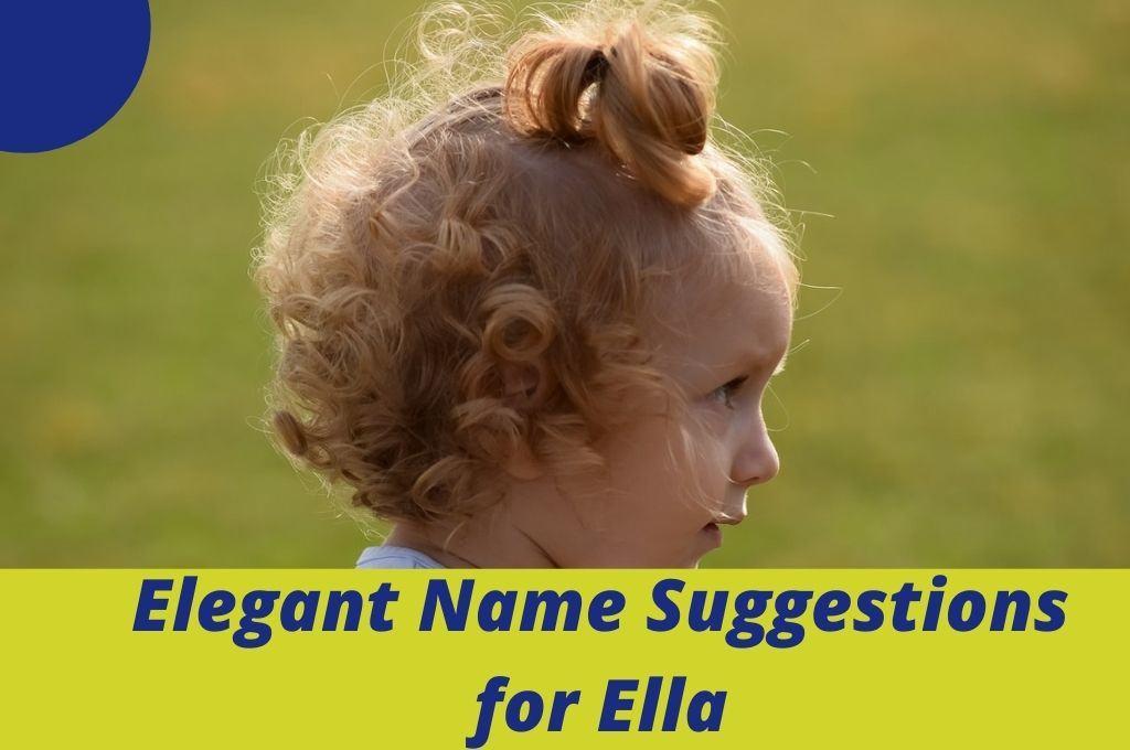 Ella Double Barrel Names-middle names for Ella