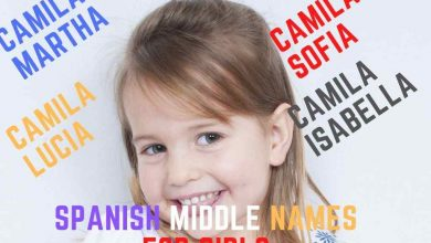 Photo of 120 Gorgeous Spanish Middle Names for Girls