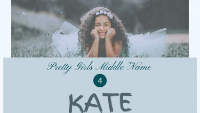 Photo of The Best 200 Middle Names for Kate | Kathrine, and Katie