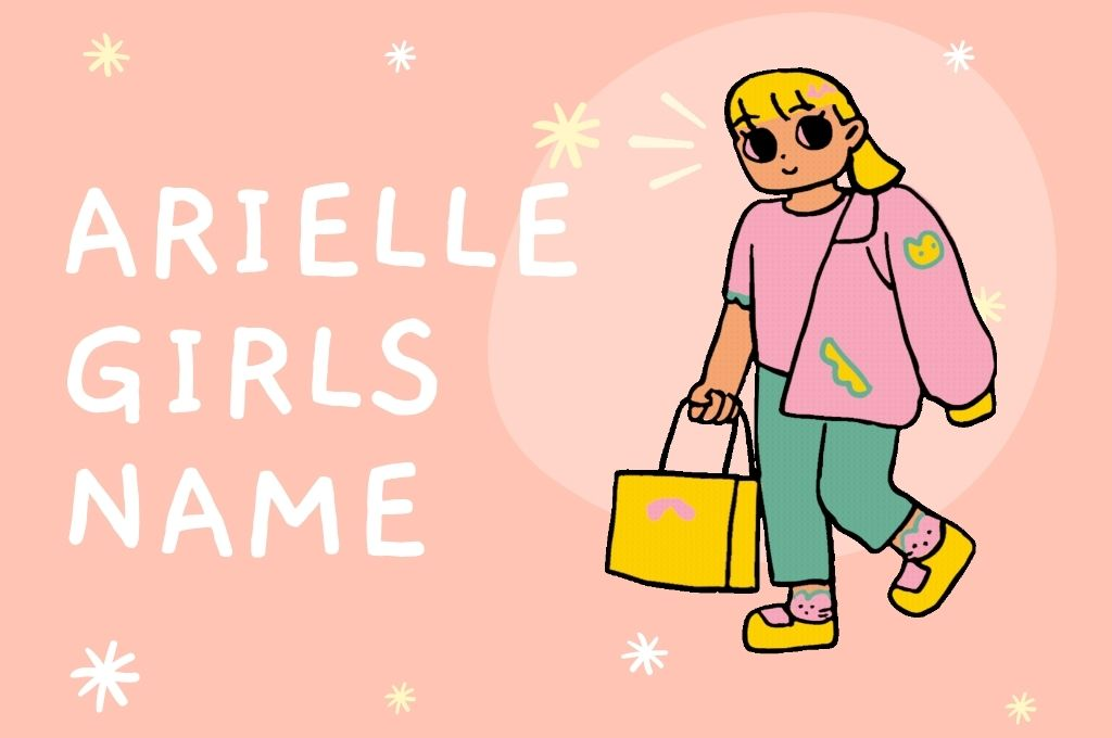 Names that sound like Arielle-middle names for arielle