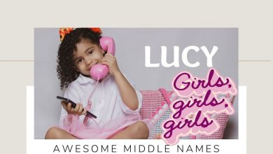 Photo of 200 Awesome Middle Names for Lucy | Lucia, and Lucille