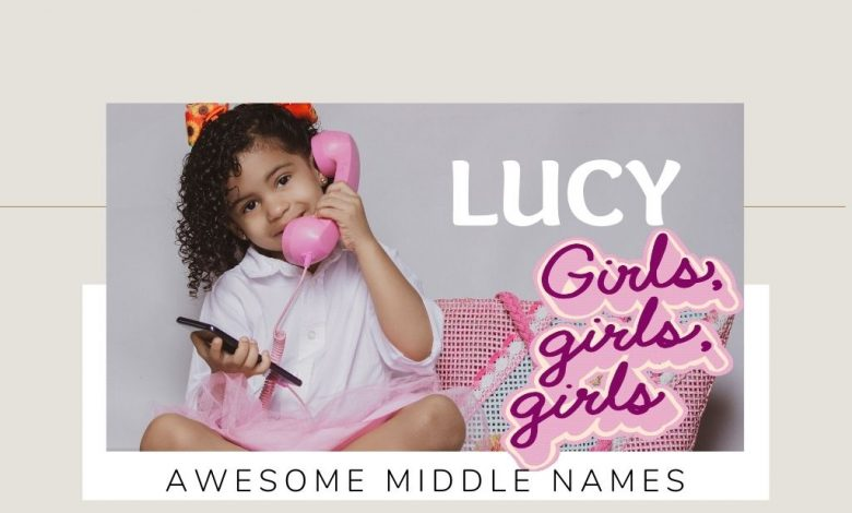 middle names for lucy