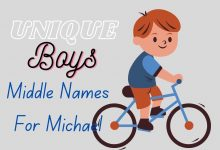 Photo of The Best 140 Middle Names for Michael