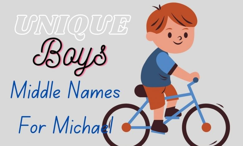 middle names for Michael