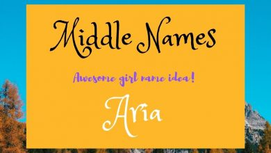 Photo of The Best 220 Middle Names for Aria | Arya, and Ariyah