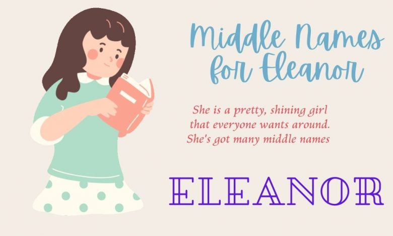 middle names for Eleanor