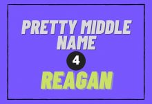 Photo of 165 Middle names for Reagan